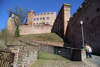 Замок Wertheim