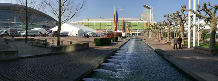 Messe Frankfurt - міжнародний виставковий центр в Франкфурті на Майні (Німеччина)