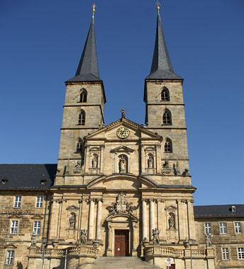 Монастир на горі Міхельсберг (м. Бамберг)