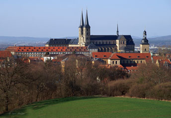 Монастир Св. Михаїла (Kloster Michelsberg) бенедиктинського абатства