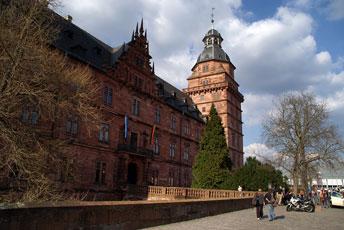 Ашаффенбург (Aschaffenburg) - регіональний центр Нижньої Франконії