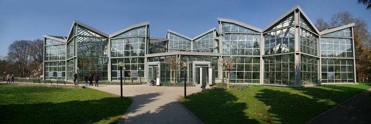 """Тропікаріум в ботанічному саду """"Palmengarten"""" (Франкфурт на Майні)"""