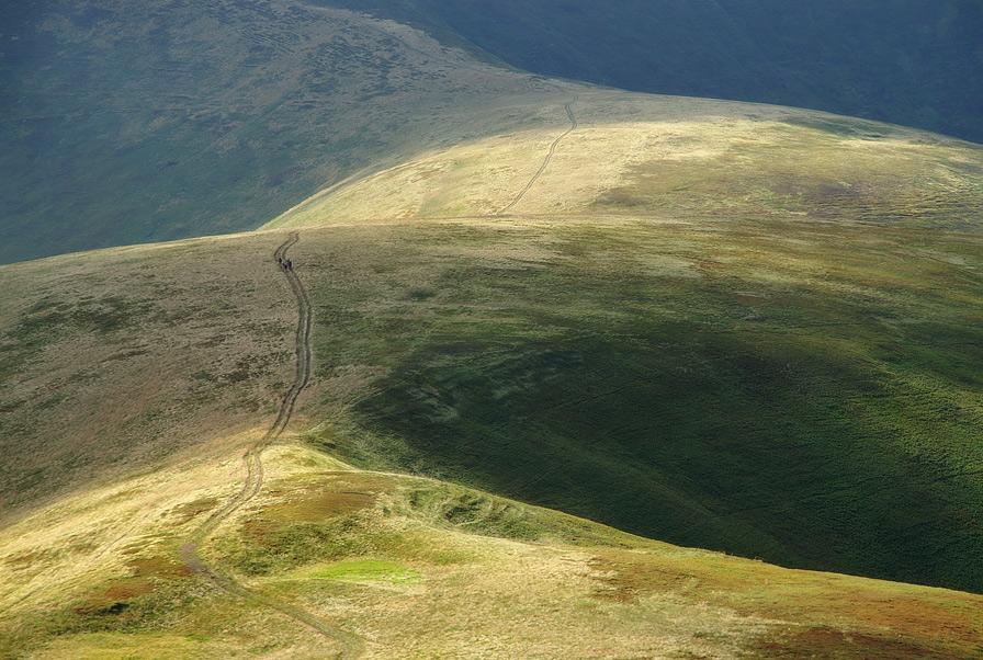 Плай - стежка в горах