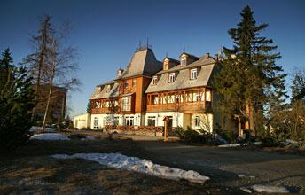 """Hotel """"Solisko"""" (Strbske Рleso)"""