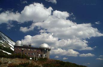 """Астрономо-метеорологічна обсерваторія """"Скалнате плесо"""" для спостереження за кометами та астероїдами"""