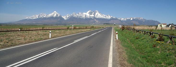 Високі Татри (Західні Карпати, Словаччина)