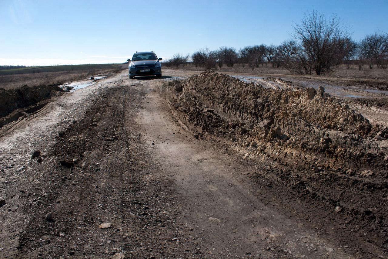 Порошенко о трассе Одесса - Рени: Эта дорога была символом бездорожья в Украине - Цензор.НЕТ 6468