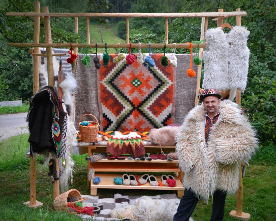 На Косівщині створили «Онлайн мапу народних ремесел Гуцульщини»