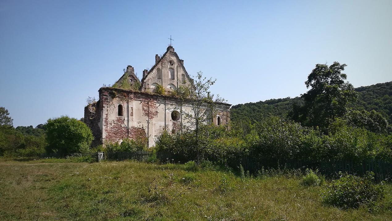 Червоногород - зникле місто